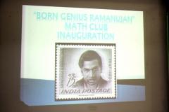 Born Genius Ramanujan - Maths Club