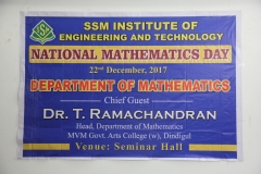 Mathematics Day